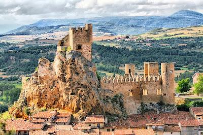 Castillo de los Velasco - www.ciudaddefrias.es