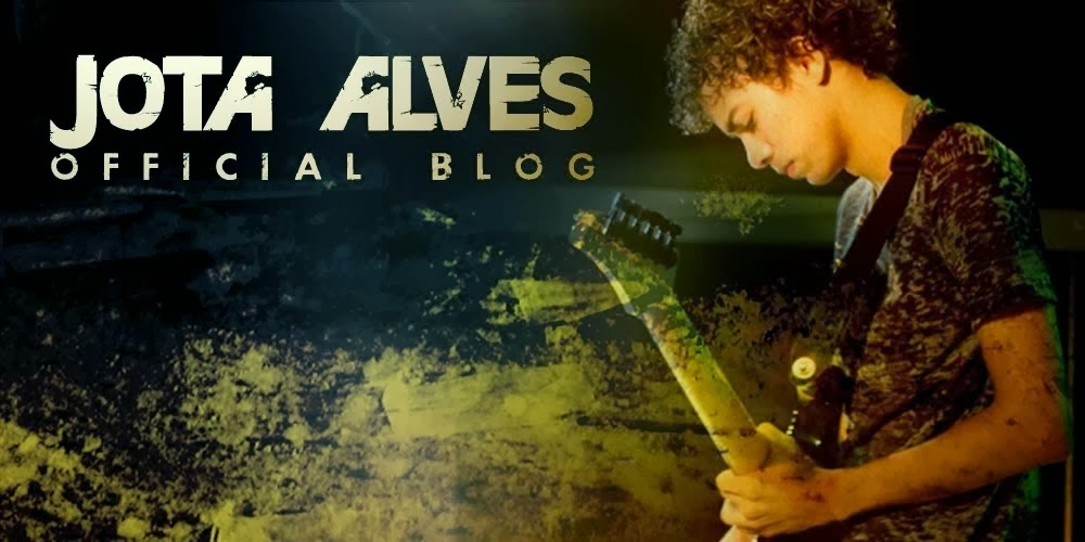 Jota Alves - Blog Oficial