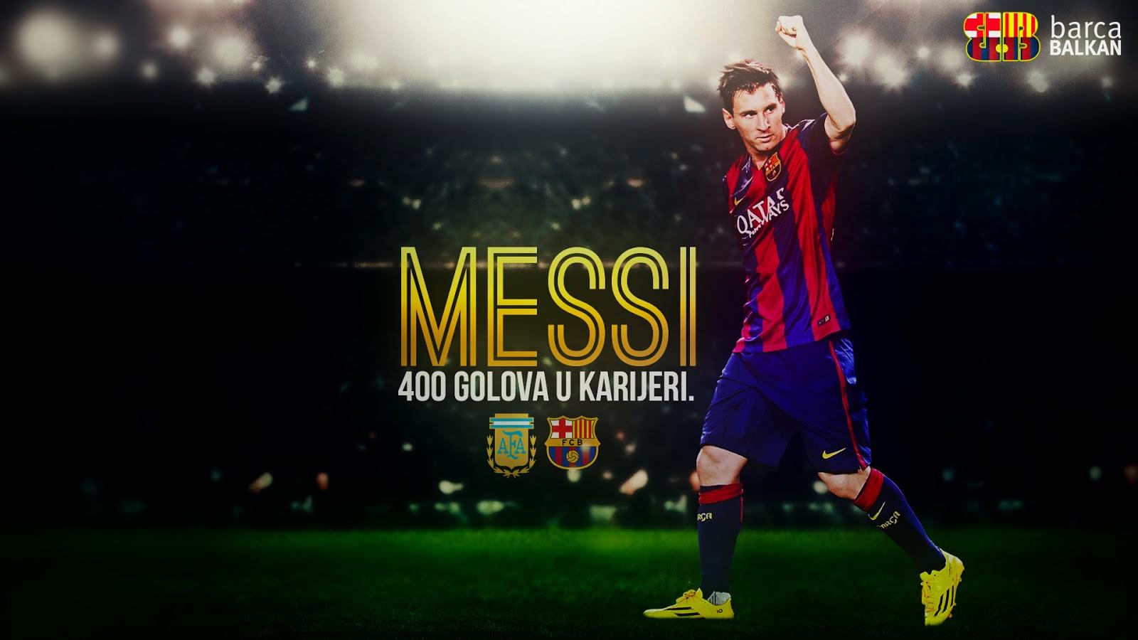 Foto dan Wallpaper Lionel Messi Terbaru 2015
