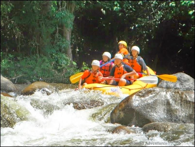 school field trip, Malaysia