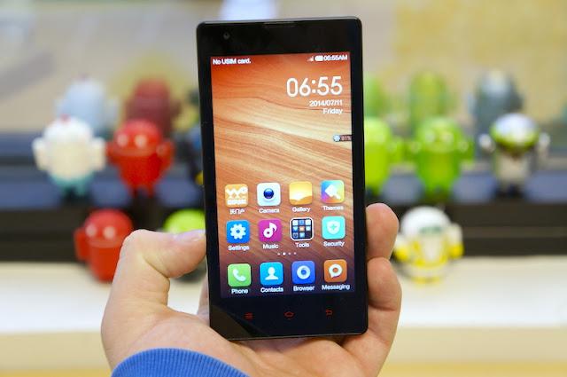 Spesifikasi dan Harga Xiaomi Redmi 1S juli  2015
