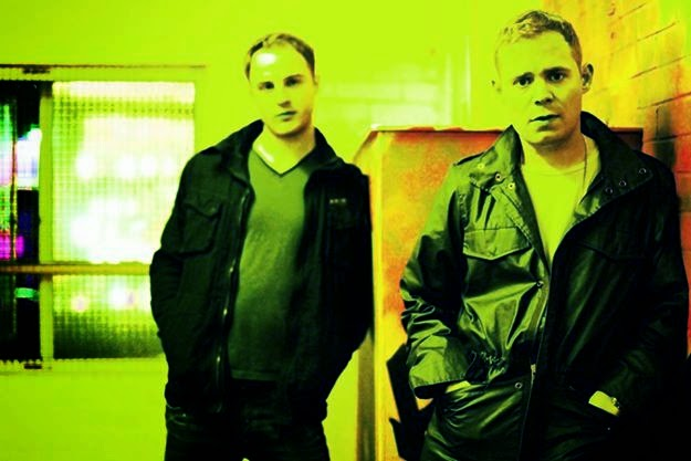 Waifs & Strays - Keep Pushing EP