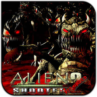 Download Alien Shooter 2 Reloaded PC Game Full Version - Poster