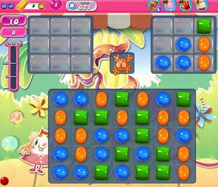 Candy Crush Saga 621