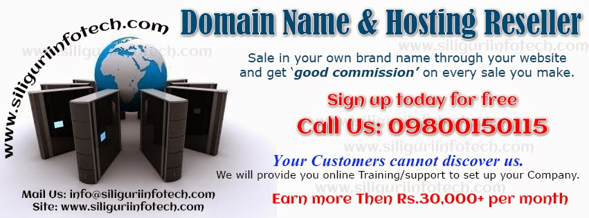 Domain Name Registration Reseller