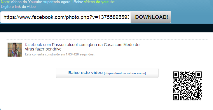 COMO BAIXAR VIDEOS FACEBOOK PARA PC SEM PROGRAMA NO GOOGLE ...