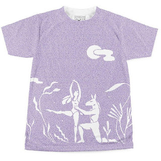 Midsummer Tee from Litographs