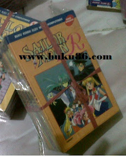 Komik Sailor Moon R