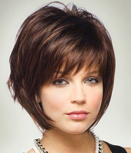 Short Haircuts With Bangs | Trends Hairstyles Photos