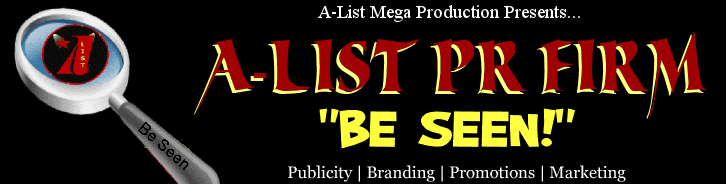 A-List PR Firm