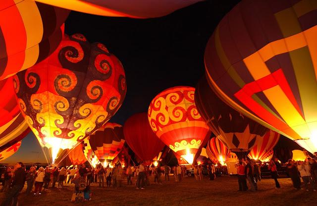 Albuquerque Balloon Festival2