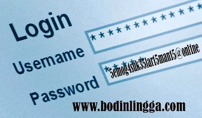 Mengoptimasi Sebuah Password menjadi sebuah Do'a