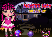 Monster High Baby Dress Up