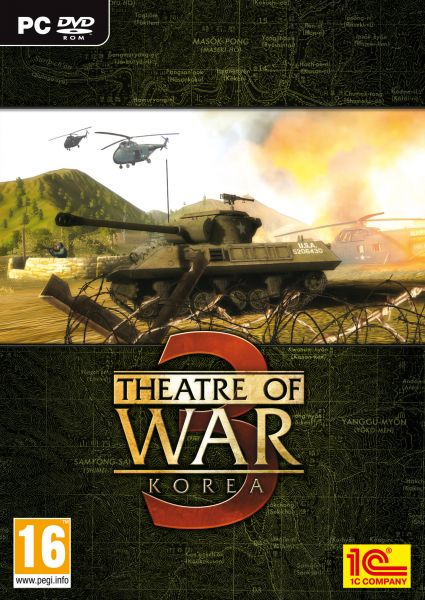 Theatre Of War 3 Korea -CPY (PC/ENG/2011)