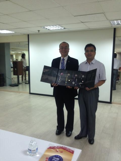 廣東省科學技術協會參訪團