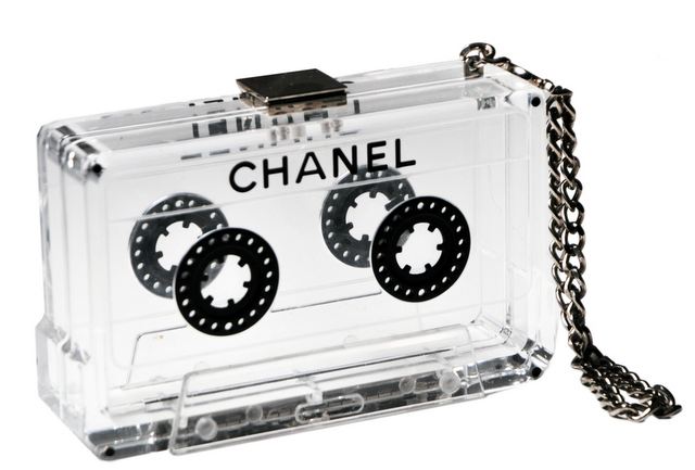 03726113b09e Posted 27th March 2012 by Tatiana B. Makri. Labels  chanel cassette clutch  bag chanel videotape