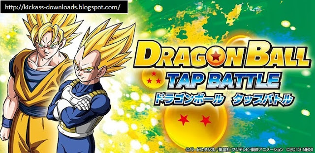 Dragon Ball Tap Battle v1.0 Android Game