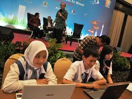Para Duta Sanitasi 2013 Belajar Tentang ke Cipta Karya-an