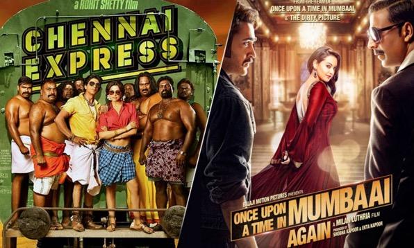 6 Filem bukti dominasi Shah Rukh Khan