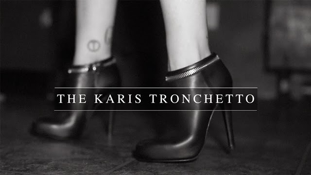 All Saints Below The Knee Collection | The Karis Tronchetto