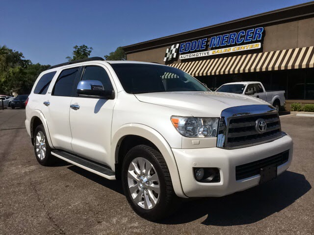 2008 Toyota Sequoia - Click to See!
