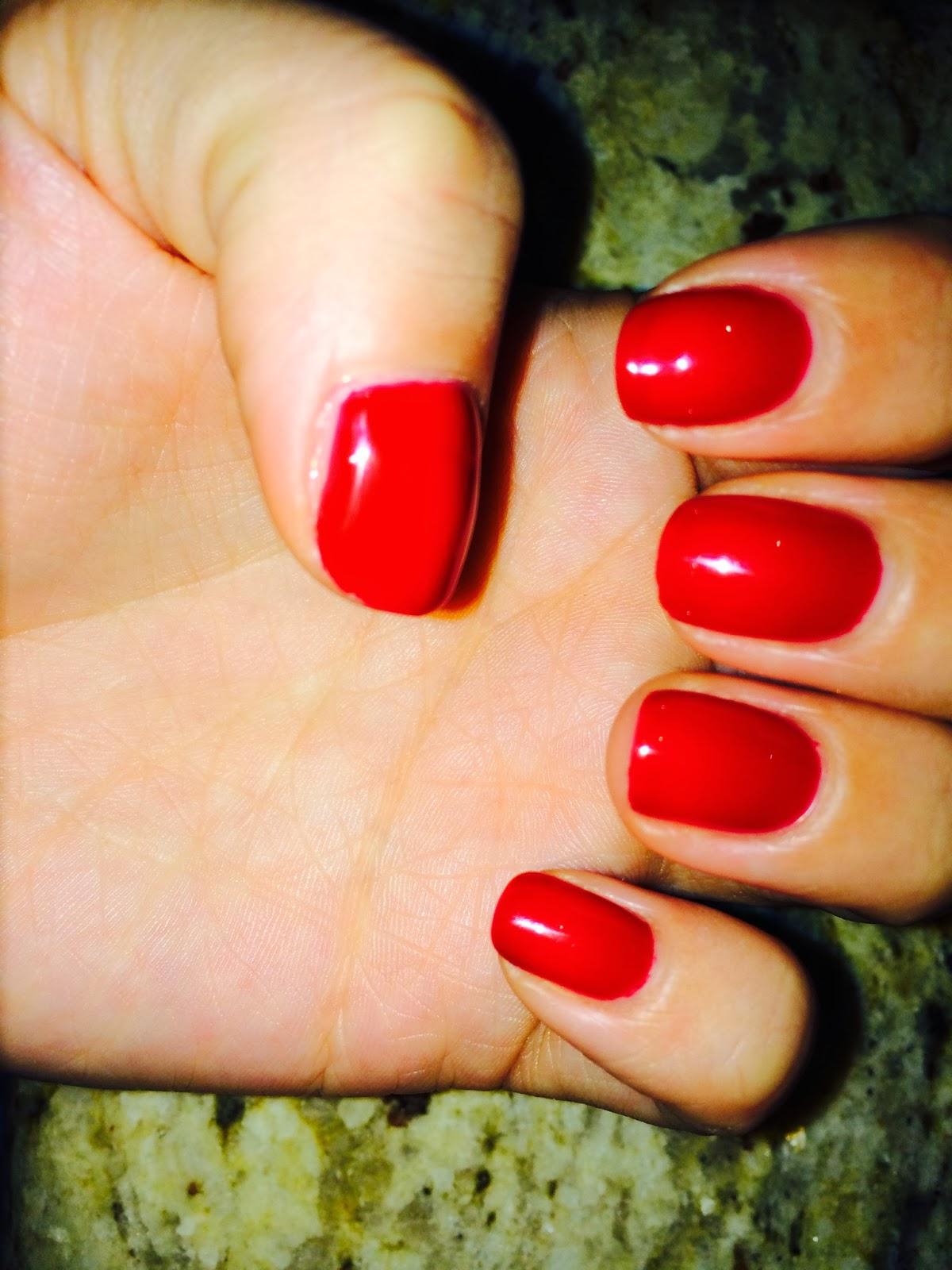 Sensationail Royal ruby