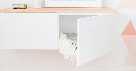 Armario De Quarto Solteiro Porta De Correr ~ Ikea Hack un aparador de estilo nórdico bueno, bonito y