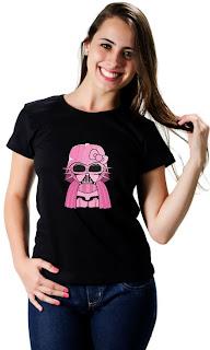 Camiseta para Namorada Dia dos Namorados