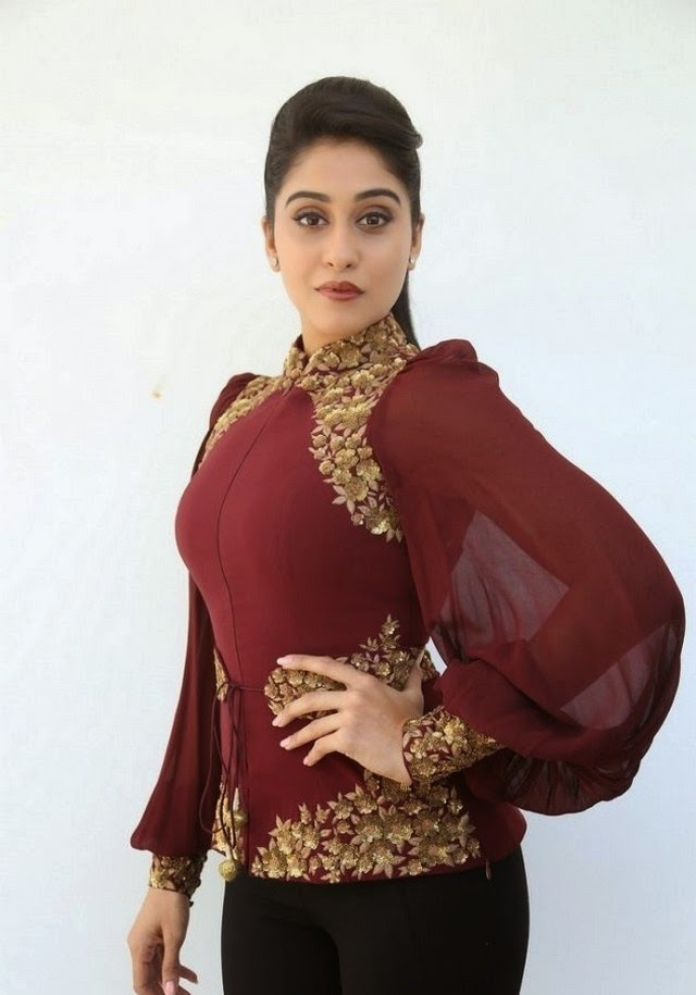 Regina Cassandra In New Red Hot Dress Pics