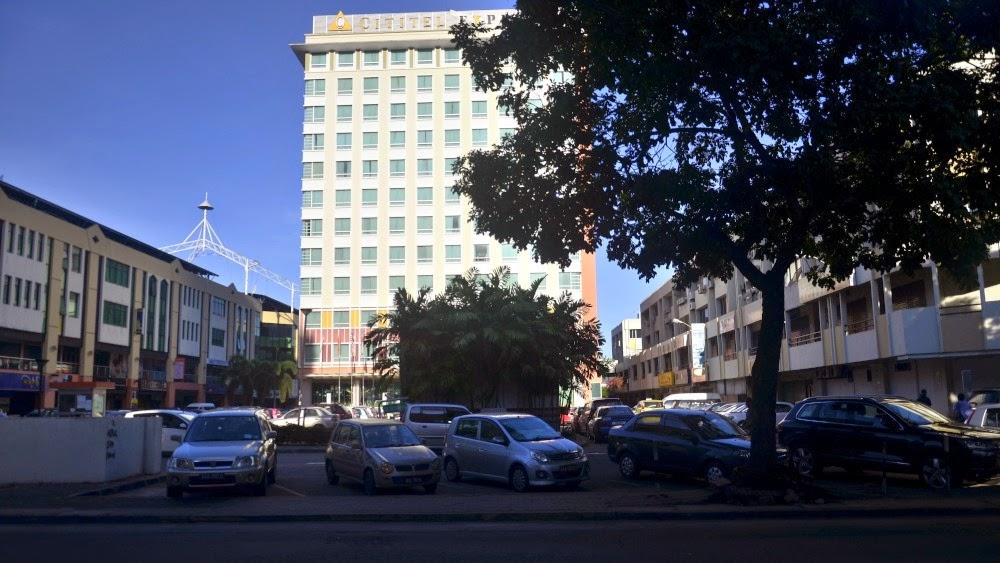 Kenapa Hotel Cititel Kota Kinabalu hebat pada saya