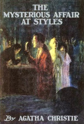 "The novel - ""The Mysterious Affair at Styles"" by Agatha Christie"