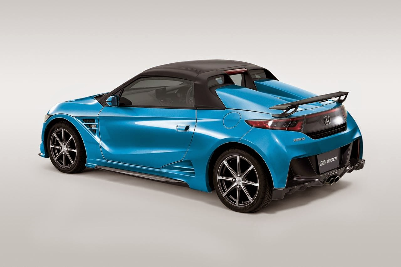 Motoring Malaysia Honda S660 Gossip S660 Type R For Japan And