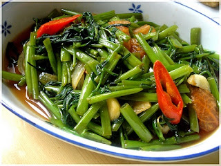 Manfaat Tumis Sayur Kangkung