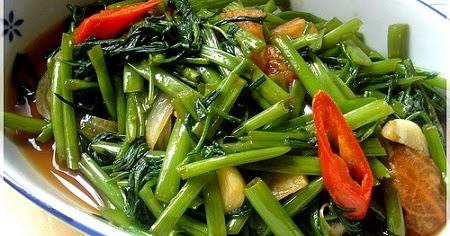 Manfaat Sayur Kangkung Untuk Kesehatan dan Kecantikan