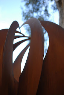 Steel Sculpture Melbourne