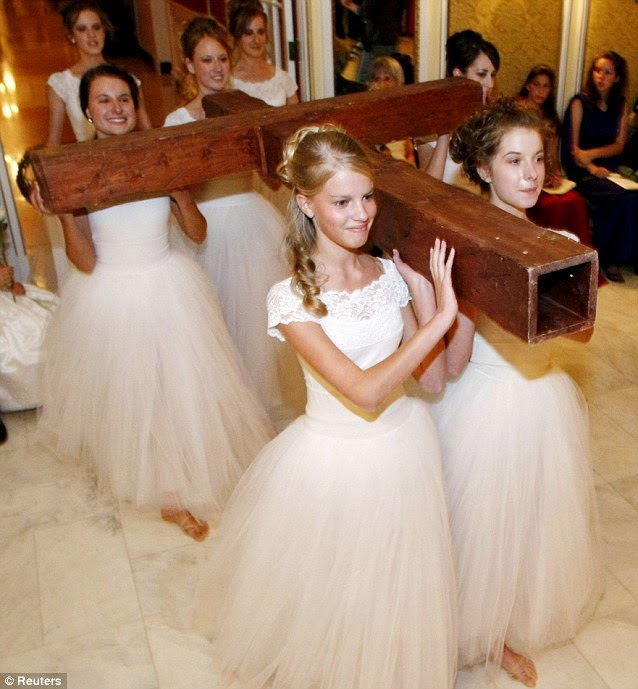 Purity Balls See Girls Gift Their Virginity To Their Fathers