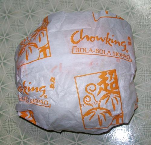 Chowking Bola-Bola Siopao