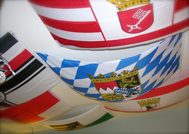oktoberfest house flags