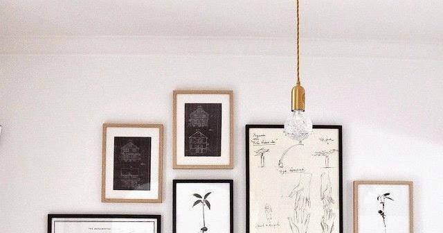 hur ska man hänga tavlor