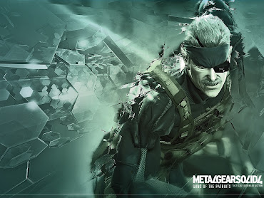 #17 Metal Gear Solid Wallpaper