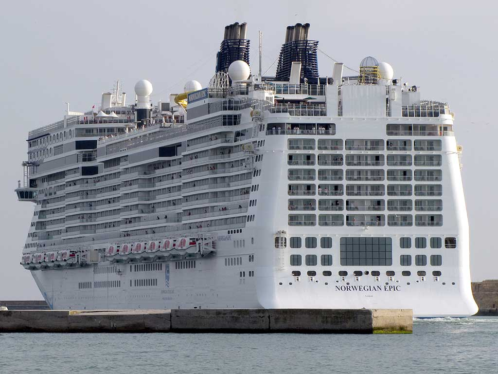 Biggest Cruise Ship In The World 2012  Viewing Gallery