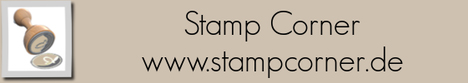 Ich designe für STAMP CORNER