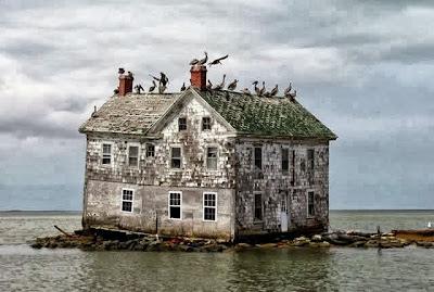 Casa abandonada en Holanda