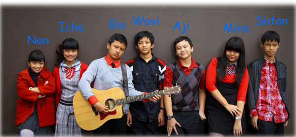 Foto Personil My Birdhouse Band