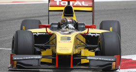 Valsecchi Takes GP2 Pole in Bahrain