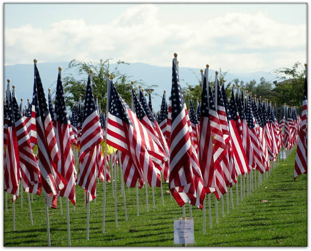 Murrieta Field of Honor