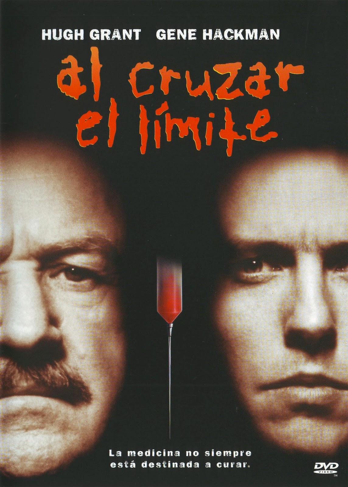 Al Cruzar El Limite (1996)