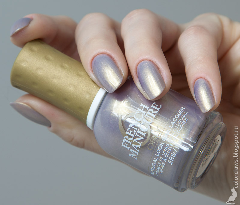 Orly Golden Halo