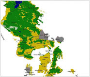 peta sulawesi tenggara