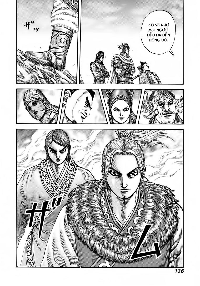 Kingdom – Vương Giả Thiên Hạ (Tổng Hợp) chap 268 page 18 - IZTruyenTranh.com